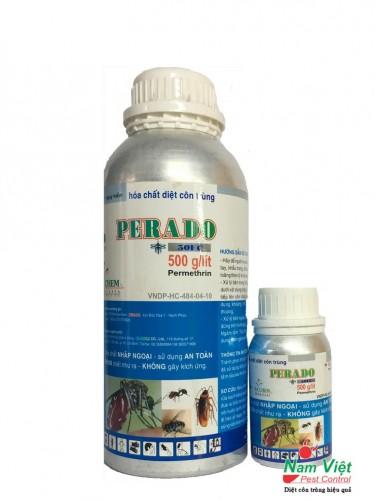 Thuốc diệt muỗi Perado 50EC - Hoạt chất nhập khẩu từ Ấn Độ