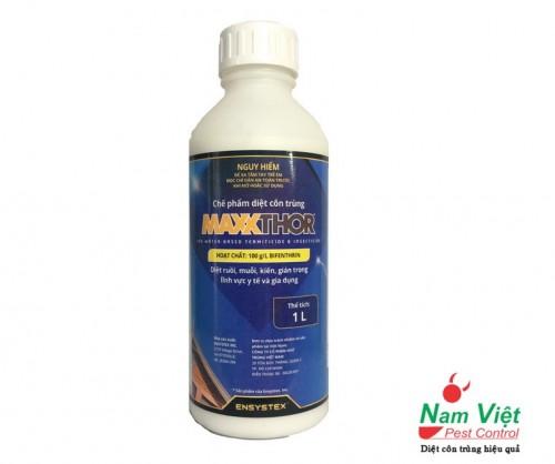 Hóa chất diệt muỗi không mùi Maxxthor 100 - Ensystex Mỹ
