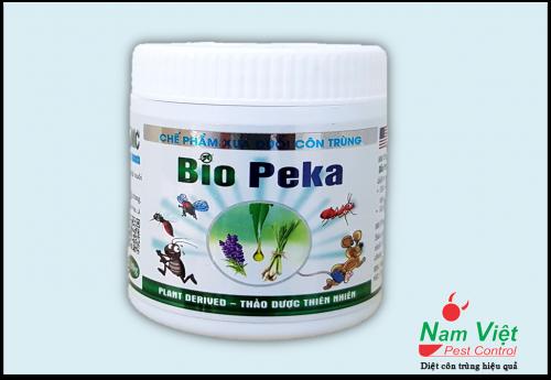 BIO PEKA - Sản phẩm thảo dược thiên nhiên để xua đuổi côn trùng muỗi, kiến, gián và chuột