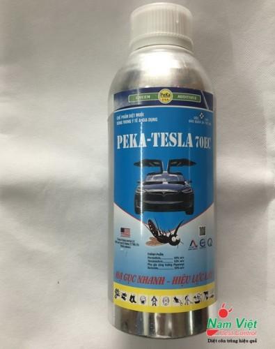 thuốc phun muỗi, diệt muỗi kháng hiệu quả Peka Tesla 70EC - thuốc diệt côn trùng Peakam - USA